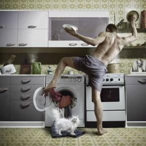 8 способов заставить мужа помогать вам по дому