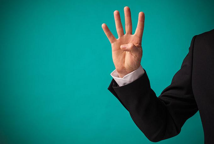 Тест из 4 вопросов: узнай свой характер, скрестив руки
