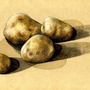 Притча о картошке и обиде