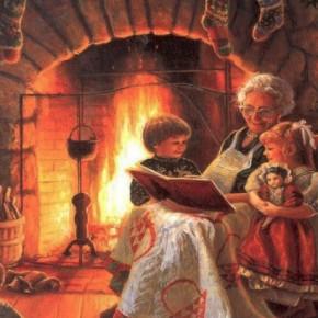 «Рождественская сказка» от Пауло Коэльо