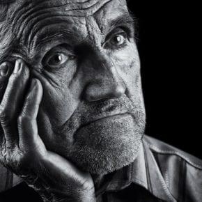 Последнее стихотворение старика, которое опубликовали в журналах всего мира