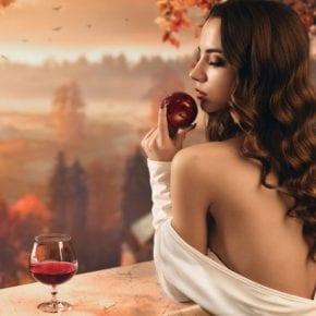 """Поучительная история про """"отношения ради красных яблок"""""""
