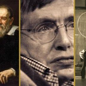 Космическое единство? Таинственная связь между Хокингом, Эйнштейном и Галилеем
