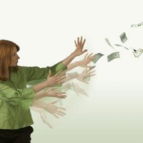 Какие знаки Зодиака не умеют обращаться с деньгами?
