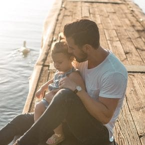 Что в этом мире на самом деле делает мужчину отцом
