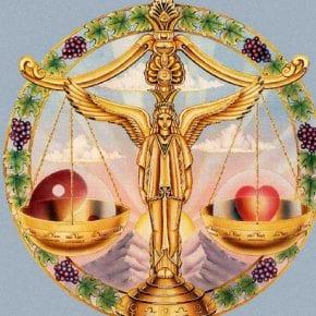 Весы — знак баланса