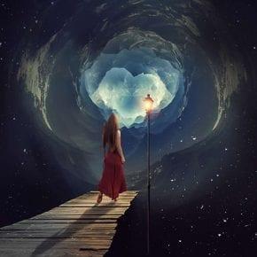 14 признаков того, что Вселенная пытается направить вас по определенному пути